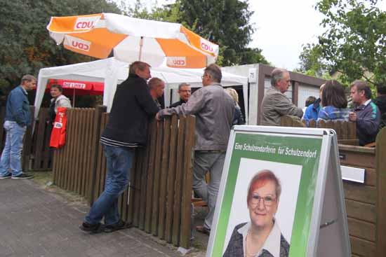 Bürgermeisterwahlkampf 2017