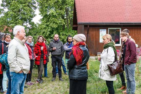 Rundgang mit Susanne Thäsler