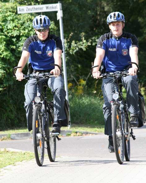 mehr Sicherheit in Schulzendorf