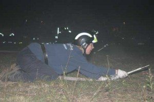 Schulzendorfer Feuerwehrmädchen sind schnell !!