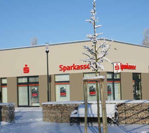 Schulzendorfer Sparkassenfiliale neu eröffnet !