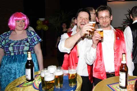 Butze: Schulzendorf HELAU !!