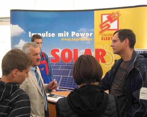 Ein offenes Unternehmen: Schulzendorfer Elektro GmbH