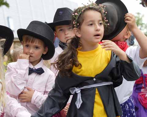 Kinderfest: Kleine und Große im Stimmungsrausch!