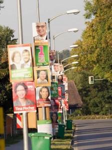 Endspurt im Bürgermeisterwahlkampf!