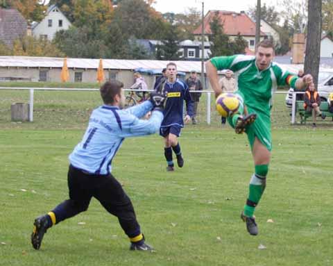 SG Schulzendorf: Wacker Motzen dreht nach der Halbzeit das Spiel !