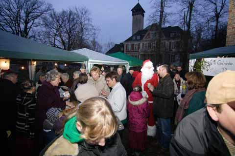 Ein Weihnachtsmarkt für alle Schulzendorfer