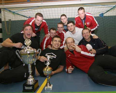 Köpenicker gewinnen VPV-Turnier