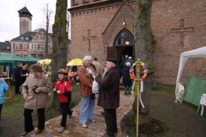 Schulzendorfer stimmten sich auf das Ostern ein!