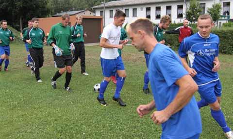 Fußball:  Die SG Schulzendorf geht mit einer schweren Hypothek in die neue Saison!