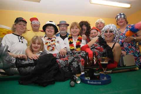 Schulzendorfs Jecken feiern am Wochenende Karneval!
