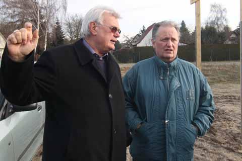 Waldsiedlung:  Kommt neuer Schwung in die festgefahrenen Verhandlungen? Investor will Gemeinde  am Projekterfolg beteiligen!