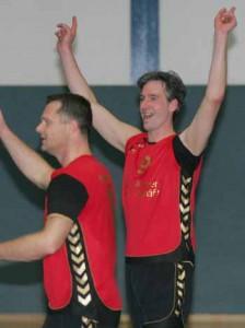 Volleyball – Landesliga: Mit einem Sieg und einer Niederlage festigen die Volleyballer des SV Schulzendorf ihre Tabellenposition!