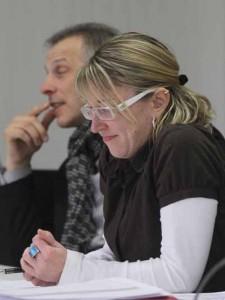 Finanzen: Kämmerin Ulrike Hanke sorgte 2010 für eine dicke Gemeindeschatulle!