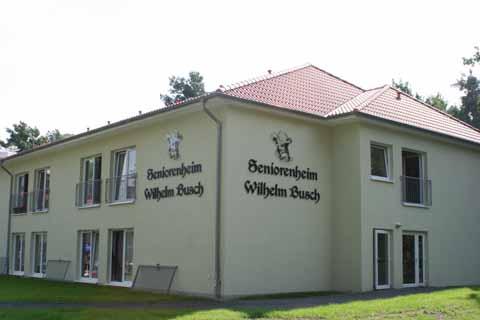 """Corona-Explosion im Seniorenheim """"Wilhelm Busch"""""""