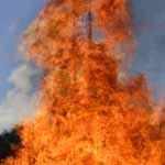 In Schulzendorf brannte es lichterloh!