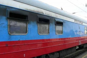 Unterwegs mit der Transsibirischen Eisenbahn (2)