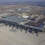 Flughafen BER beginnen in Kürze Bauarbeiten an der Start- und Landebahn. (Foto: Dirk Laubner / Flughafen Berlin Brandenburg)