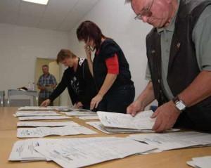 Kommunalwahl: Die Einzelkandidaten