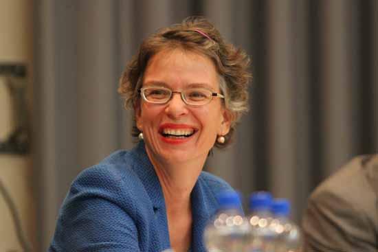 Tina Fischer (SPD), Foto:Wolff