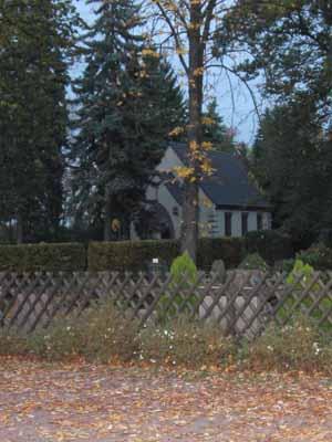 Friedhof Schulzendorf (Foto: Wolff)