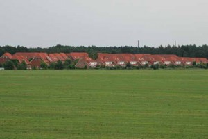 Wohngebiet Zum Mühlenschlag, Schulzendorf. (FotomwBild)