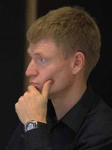 Finanzchef Alexander Reech (Foto: Wolff)