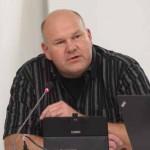 Guido Thieke (CDU) überzeugten die Nulle Argumente nicht. Er stimmte gegen die Aufhebung des Beschlusses. (Foto: Wolff)