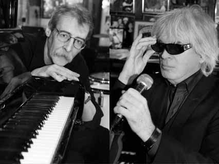 """""""Berliner Blues mit Schnauze und Klavier"""" mit Hanno Bruhn und Ernie Schmiedel"""
