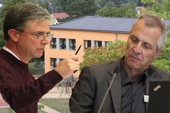 Unfassbar peinlich: Bürgermeister Mücke bekam eine Lehrstunde erteilt.