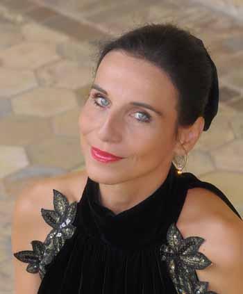 Sopranistin Christine Wolff (Foto: <b>Daniela Wenk</b>) - Christine-Wolff-Sopran