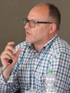 Fraktionschef Andreas Körner setzt alles daran, dass Entscheidungsfindungen korrekt ablaufen. (Foto: mwBild)