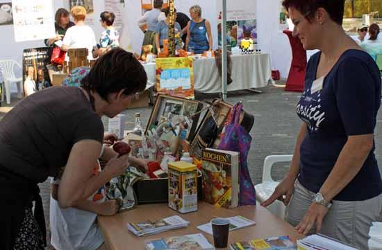 Spektakel: Gemeinde Zeuthen lädt zum Fest der Gesundheit