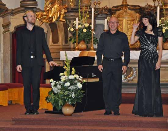 Konzert: Klingender Gruß aus aus Prag – Vinor