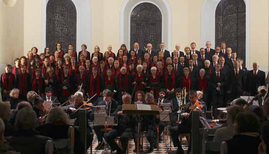 Weihnachtsoratorium mit dem Kantatenchor Zeuthen