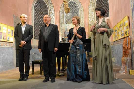 Grandioses Konzert von Freunden in der Patronatskirche