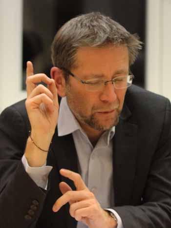 Heiko Witte steht mit der Informationsfreiheit offenbar auf dem Kriegsfuß. (Foto: mwBild)
