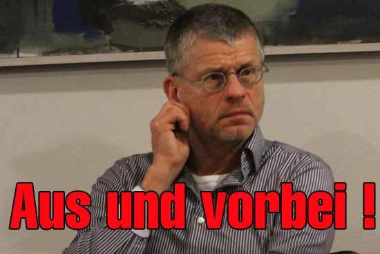 Paukenschlag: Bernd Speer macht Rückzieher