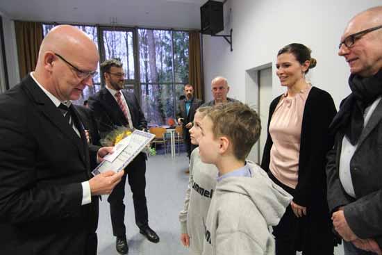 RIESEN – ERFOLG: Grundschule ist die Sportlichste im Landkreis