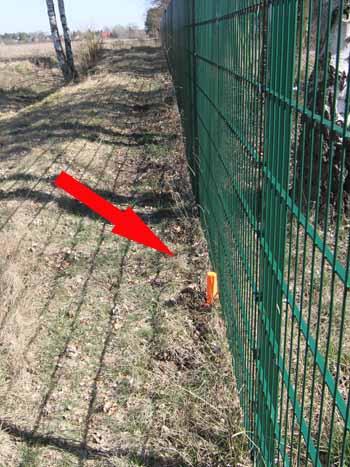 Friedhofsgrenze Falsch Mussen Jetzt Zaun Und Graber Versetzt