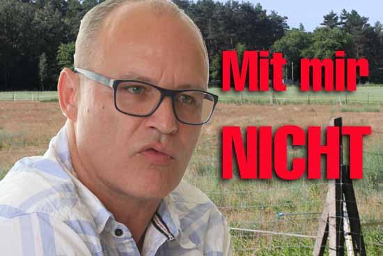Für ein beschleunigtes Verfahren ohne Bürgerbeteiligung und Umweltprüfung sieht Andreas Körner keinen Grund. (Foto: mwBild)