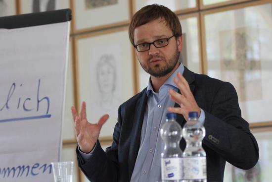 SPD - Bürgermeisterkandidat Christian Könning (Foto: mwBild)