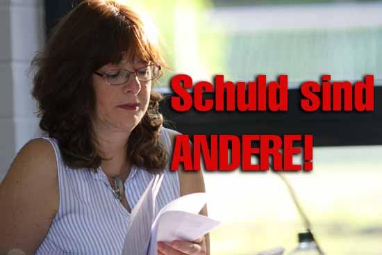 SPD – Wahlkampf Affäre: Martina Mieritz räumt Panne ein