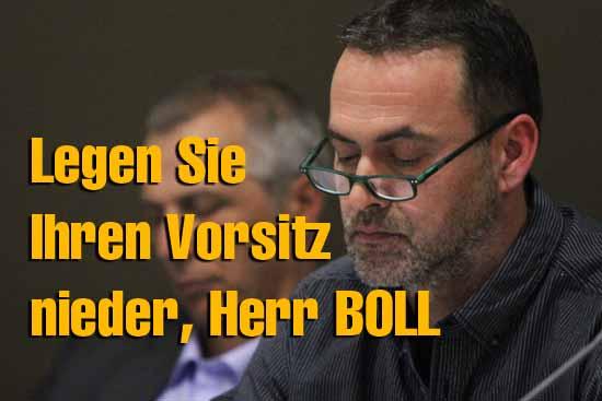 Patrick Boll hat sich als Vorsitzender des Sozialausschusses überflüssig gemacht. (Foto: mwBild)