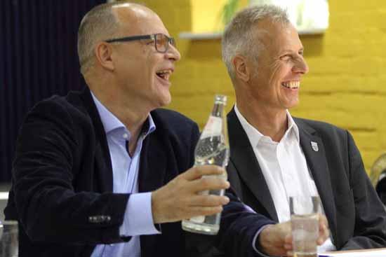 Andreas Körner und Markus Mücke (Foto:mwBild)