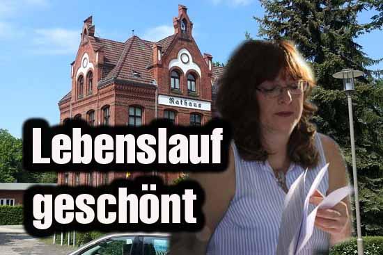 Zu ihrem Lebenslauf hüllt sich Martina Mieritz (SPD) auf Nachfrage in eisernes Schweigen. (Foto: mwBild)