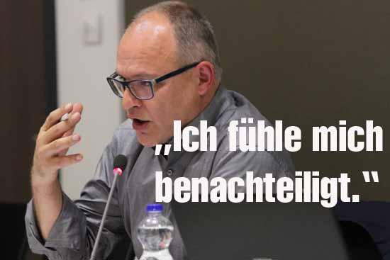"""Plakate – Klau: """"Es kann nicht sein, dass das Amt in den Wahlkampf eingreift"""""""