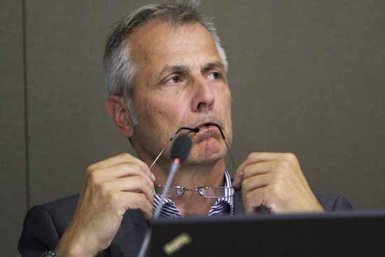 Bürgermeister Mücke verlernt das Reden. (Foto: mwBild)