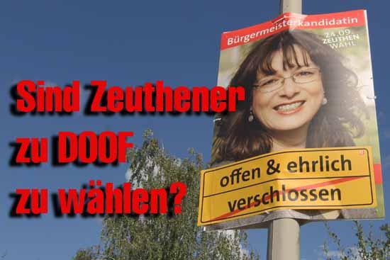SPD – Zeuthen: Rebelliert jetzt die Basis gegen Martina Mieritz?
