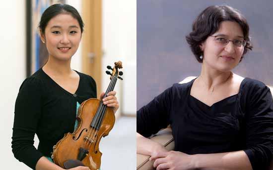 Hochbegabte spielt die erste Geige im Kavalierhaus